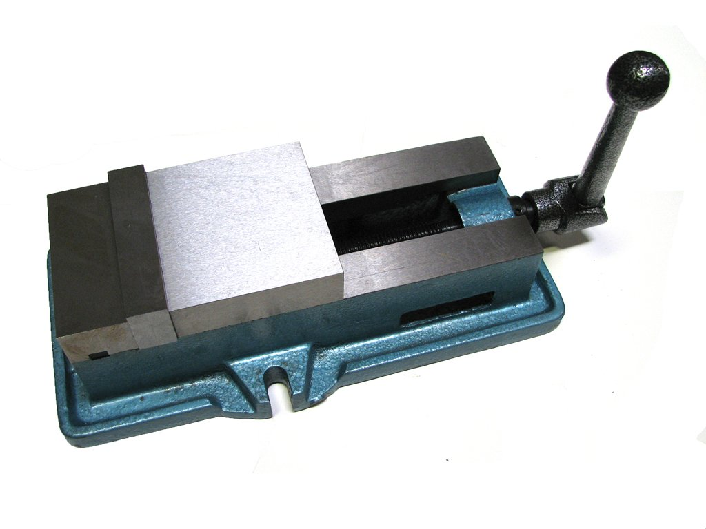 6'' Milling Machine Accu-Lock Vise Without Base