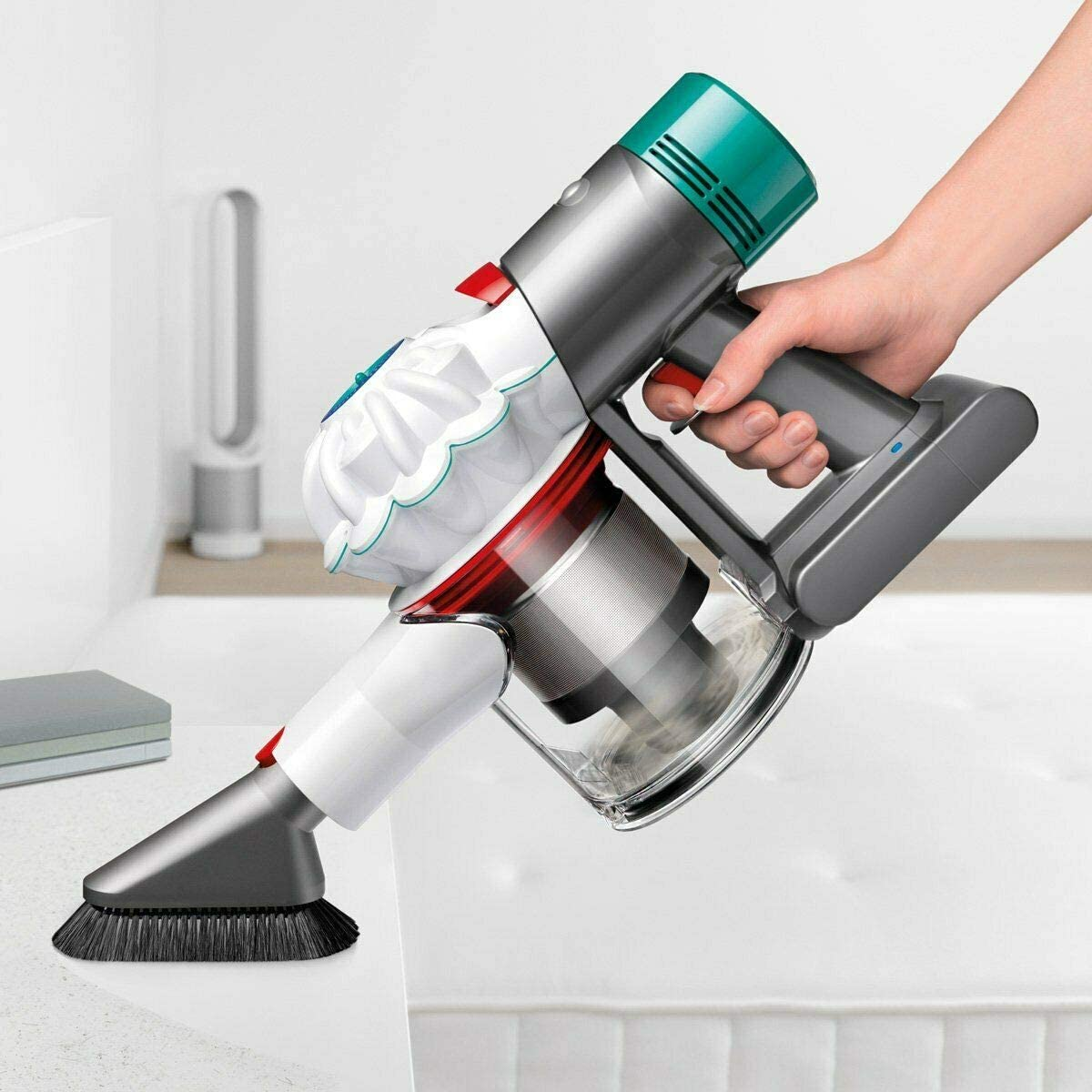 Dyson V7 Mattress Handheld Vacuum | Teal/Teal | New