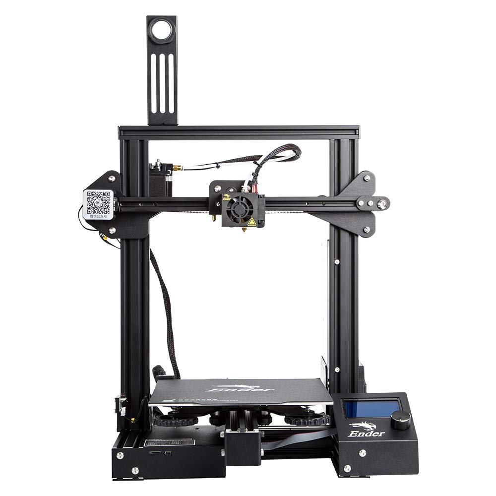 3IDEA Creality Ender 3 Pro 3D Printer with Removable Build Surface Plate
