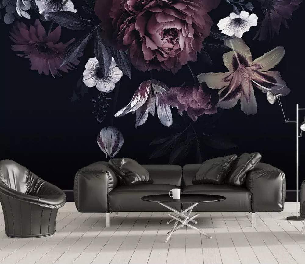 Rose Garden Corridor Full Wall Mural Photo Wallpaper Print Kids Home 3D Decal