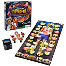 Dr. Dreadful Scabs and Guts Board Game