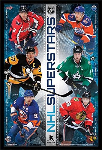 Trends International Wall Poster NHL Superstars, 22.375 x 34