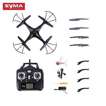 Hengyuanyi 2.4 G 50 M RC Drone Quadcopter 0.3 MP cámara Fit ...