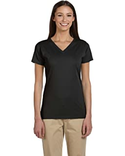 B C Womens Ladies Favourite Organic Cotton V-Neck T-Shirt at Amazon ... 6feaa95f8