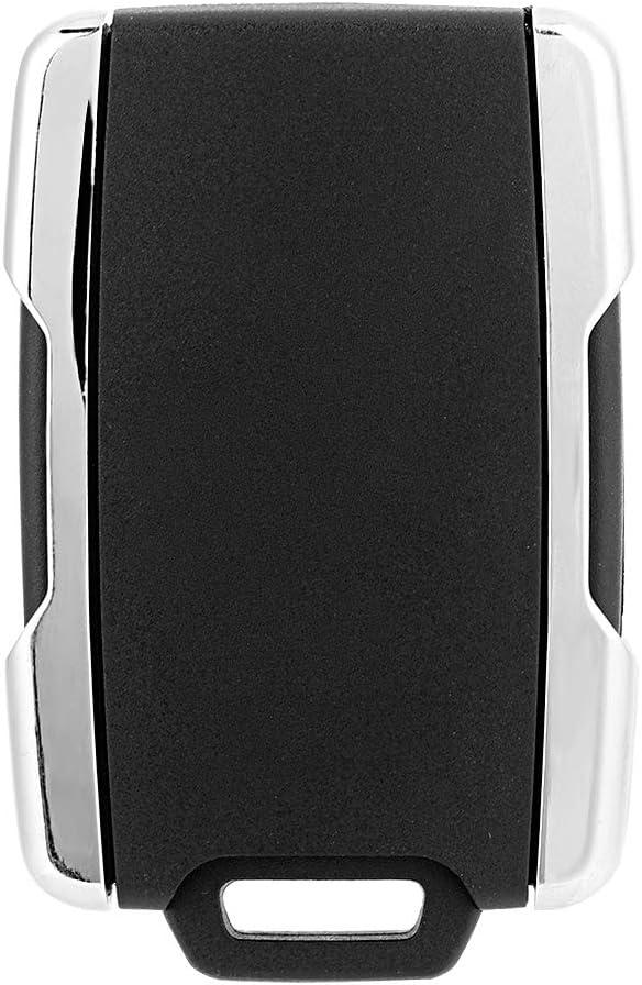Tbest 4 Button Car Key,Keyless Entry Remote Key Fob,4 Button Keyless Entry Remote Key Fob Fit for 2015-2018 M3N32337100
