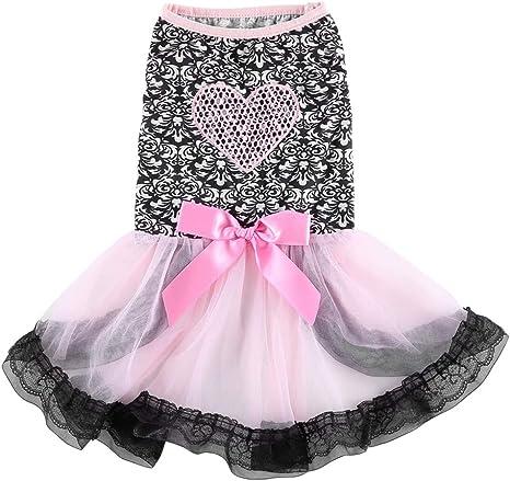 Handfly Princesa Encantadora Vestido de tutú Falda de Burbuja Ropa ...