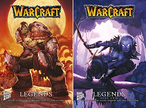 Warcraft Legends Graphic (WarCraft: Legends)