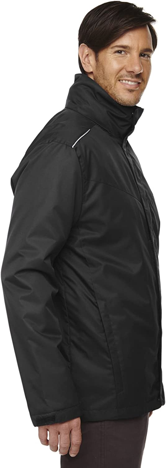 Ash City Core 365 Mens 3-in-1 Jacket with Liner