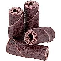 Aluminum Oxide 180 Grit 5//8 x 1 x 3//16 100 Units Straight Cartridge Roll Standard Abrasives 727173