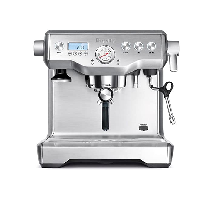 Breville Dual Boiler BES920XL Espresso Machine Review
