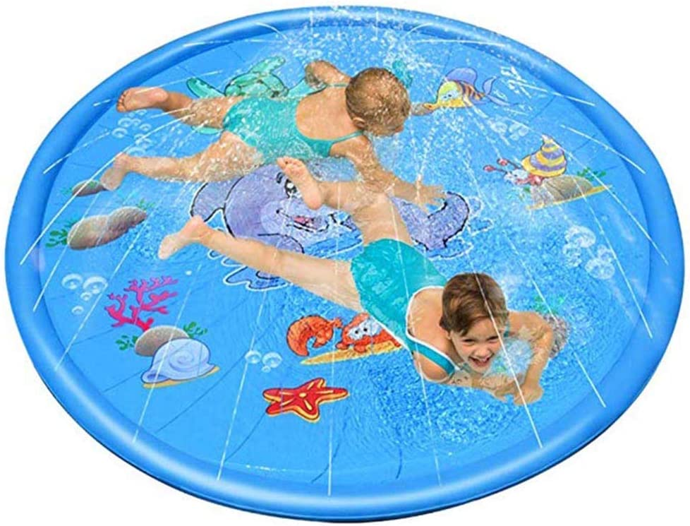 Acreny Virutas Splash Play Alfombrilla Juguete Infantil Agua ...