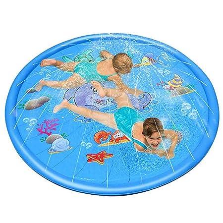 Acreny Virutas Splash Play Alfombrilla Juguete Infantil Agua ...