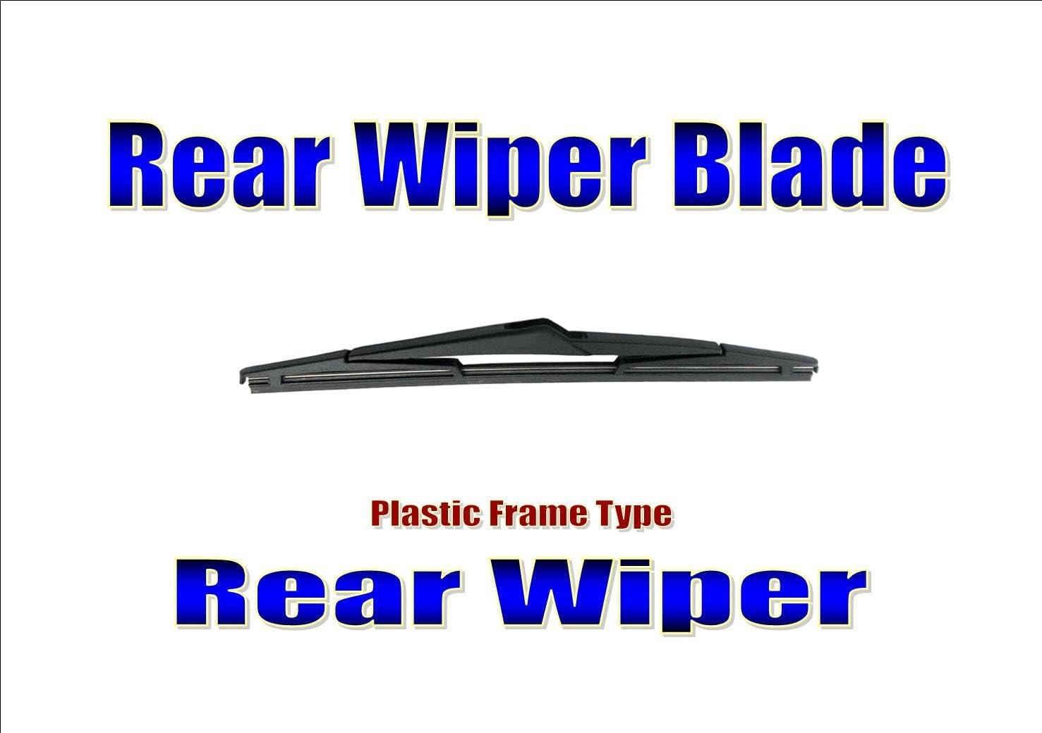 C3 Picasso Rear Wiper Blade Back Windscreen Wiper 2009-2016