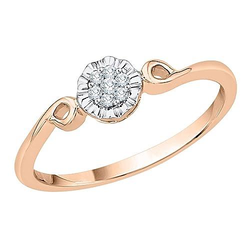 1//20 cttw, G-H,I2-I3 Diamond Wedding Band in 14K White Gold Size-12.25