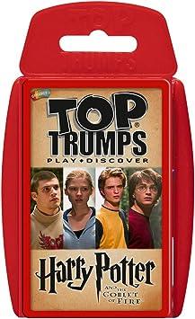 Italiana Top 30 Personaggi Ed Top Trumps Harry Potter Gioco da tavola