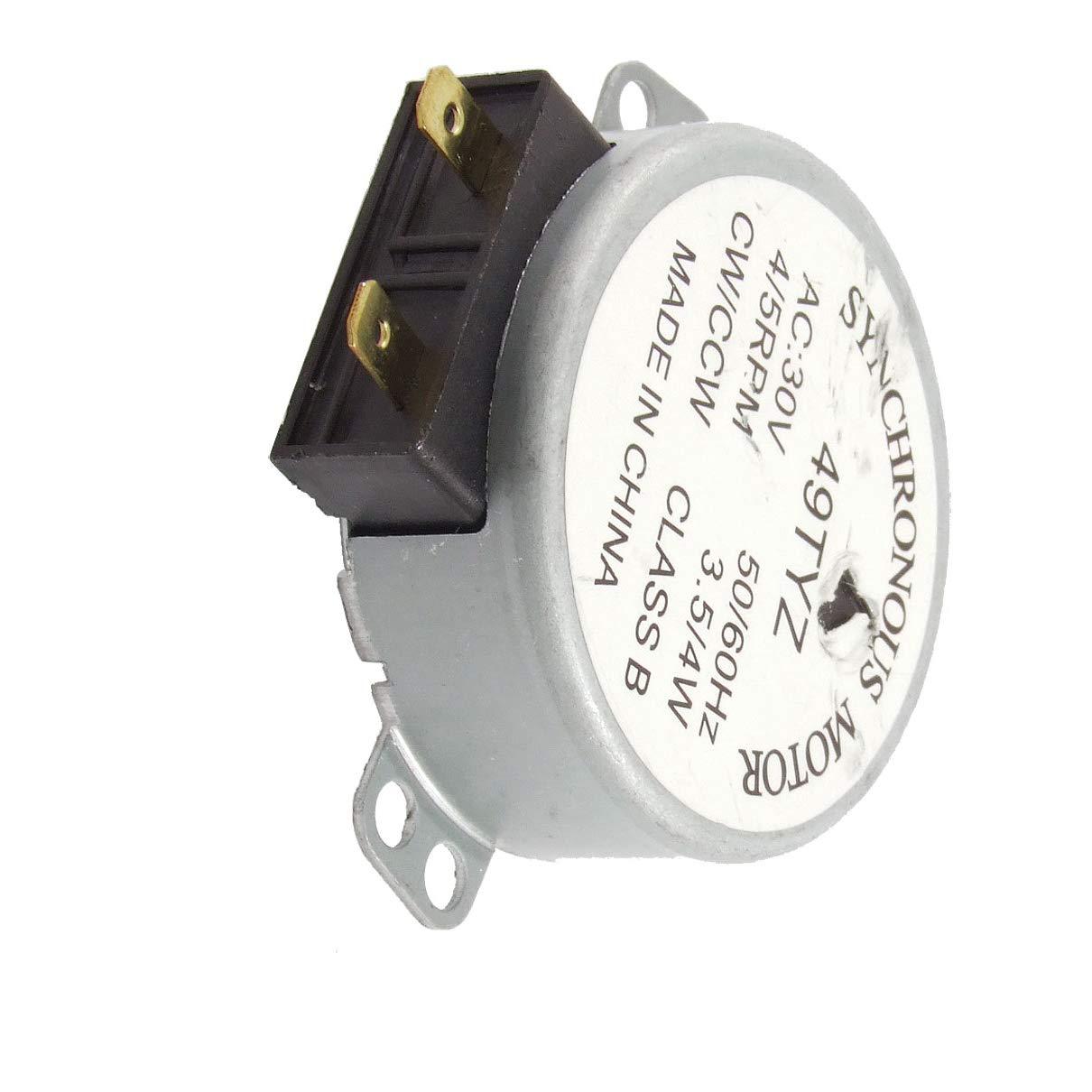 Aexit AC 30V 3.5 / 4W 4 / 5RPM síncrono para (model: R7738VIIII ...