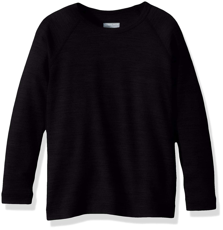 Icebreaker Shirt Unterhemd langarm Kids Oasis Long Sleeve Crewe - Top interior térmico para niño IBO188679