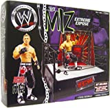 WWE Wrestling Ring Exclusive The Miz Extreme Expose Ring with Exclusive The Miz Action Figure