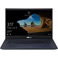 Asus VivoBook K571GD-BQ215T Laptop (Star Black) - Intel i7-9750H 2.6 GHz, 16 GB RAM, 512 GB SSD, Nvidia Geforce GTX 1050, 15.6 inches, Windows 10 Home, Eng-Arb-KB