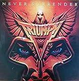 Triumph, Never Surrender, 1984, Lp, A(ex)