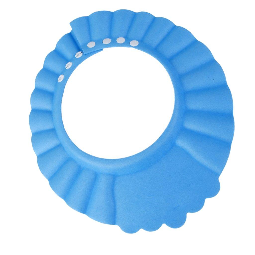 Bébé Enfant Shampooing Réglable Bonnet de Bain Casquette Visière Après-shampoing Imperméable Générique STK0155000169