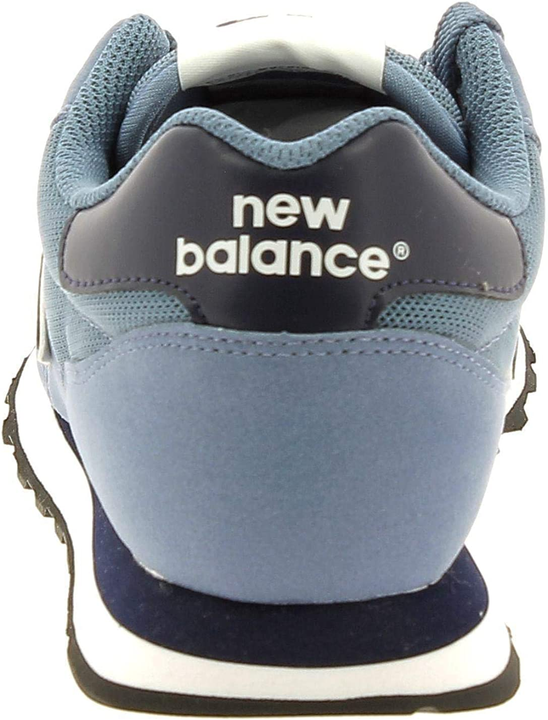 New Balance GM500V1, Zapatillas Hombre, Azul (Dusty Blue), 40.5 EU: Amazon.es: Zapatos y complementos