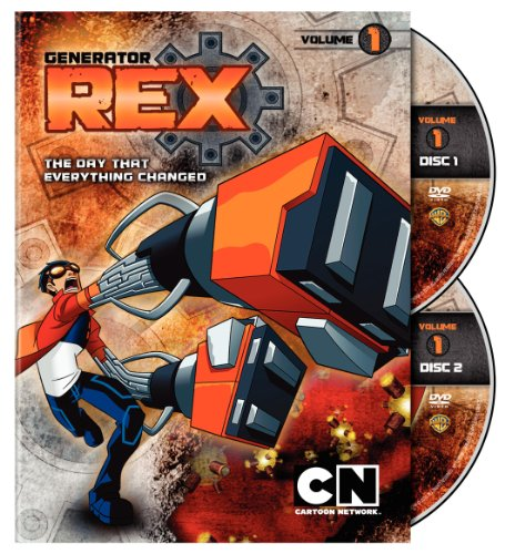 Generator Rex, Vol. 1 (Volume Color Generator)