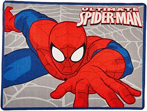 Ultimate Spiderman Web Slinger Printed Multi colored product image