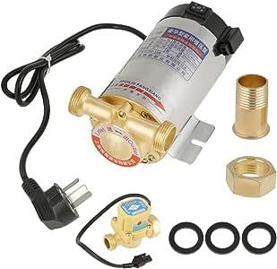Bomba de Agua de 220 V 100 W Automática de Acero Inoxidable para ...