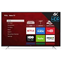 """TCL 65S405 65"""" 4K Smart LED Roku UHDTV + 3% Rakuten.com Credit"""