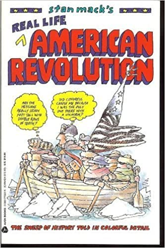 Book Stan Mack's Real Life American Revolution