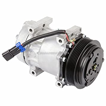 AC Compressor & A/C Clutch For International 1452SC 1552SC 1652SC 1652UPS  2554 - BuyAutoParts 60-02924NA NEW