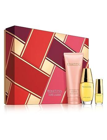 Amazon.com : Estee Lauder Beautiful To Go Gift Set Eau de Parfum 1 ...