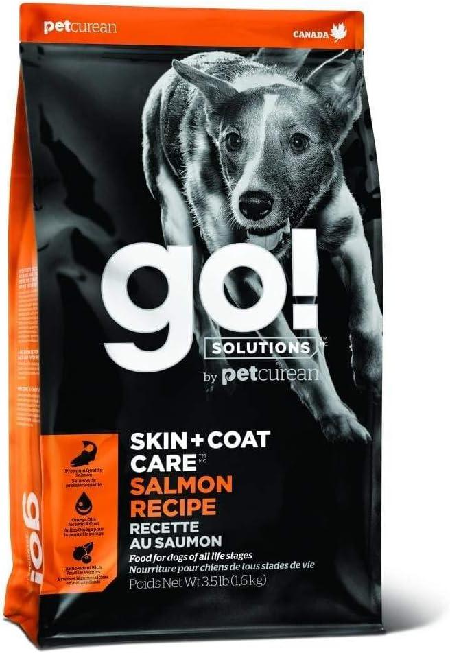 Petcurean Go! Skin & Coat Salmon Dog Food 25lb