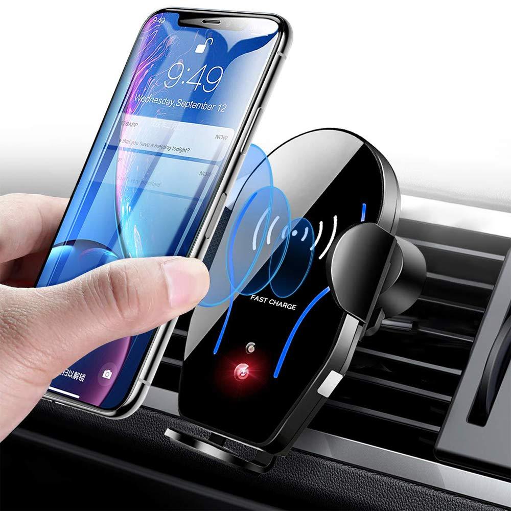 Soporte Celular para Vent. de Autos + Cargador - 7T457SDF
