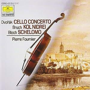 Cello Concerto (+ Bruch: Kol Nidrei, Bloch: Schelomo)