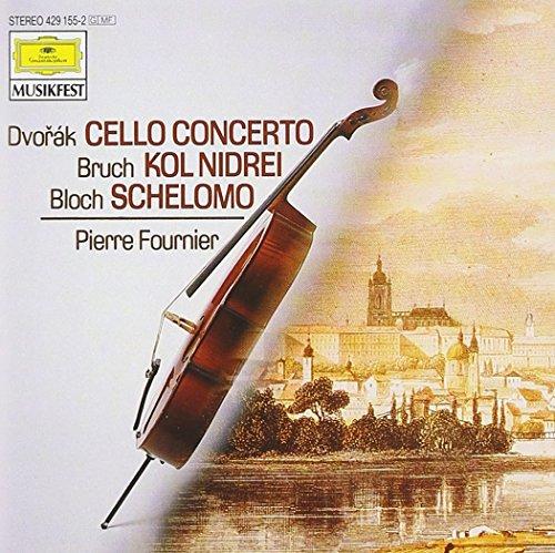 Dvorák: Cello Concerto; Bruch: Kol Nidrei; Bloch: ()