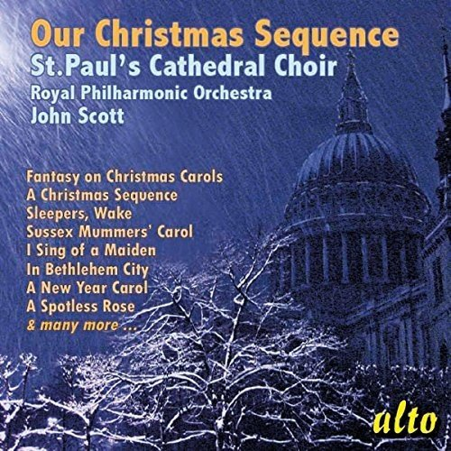 St. Paul's Cathedral Choir John Scott Rpo (Cathedral St Paul's Christmas)