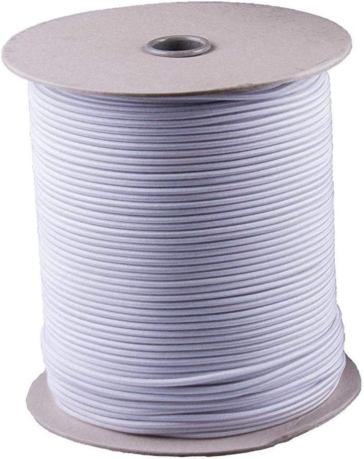lona de PVC para n/áutica ojales di/ámetro 8 mm 25 mm anillos Cuerda el/ástica de polietileno
