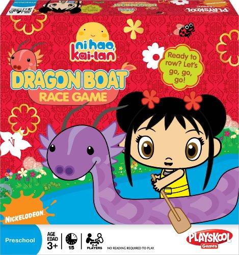 Dragon Boat Race - Ni Hao, Kai LAN Dragon Boat Race Game