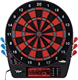 Best Electronic Dart Boards - Viper Specter Bilingual Electronic Soft Tip Dartboard Review