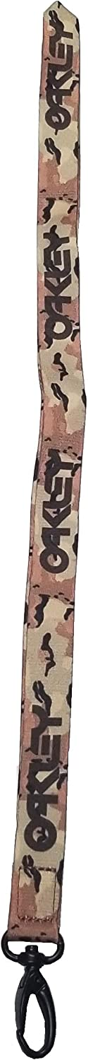 Oakley Men's B1b Crazy Camo Lanyard