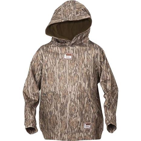 4110f15b7250d Amazon.com : Banded Tec Fleece Youth Pullover, Color: Bottomland ...