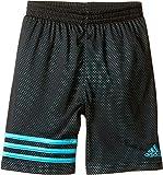 adidas Kids Baby Boy's Defender Impact Shorts (Toddler/Little Kids) Caviar Black Shorts