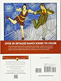 Creative Haven Insanely Intricate Shall We Dance? Coloring Book (Adult Coloring)