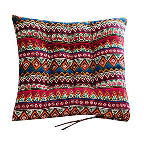 Yu2d  Outdoor Garden Patio Home Kitchen Office Sofa Chair Seat Soft Cushion Pad(Multicolor)