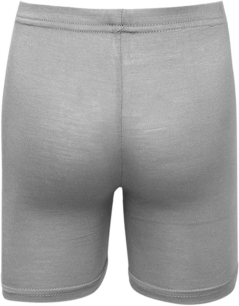 Dsood 10 Pack Dance Shorts Girls Bike Short Breathable and Safety