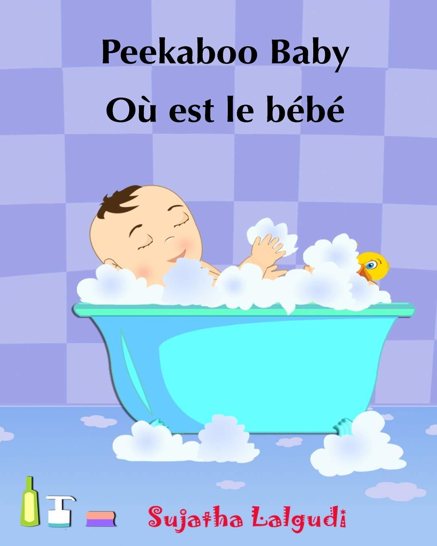 Amazon Com Children S Book In French Peekaboo Baby Ou