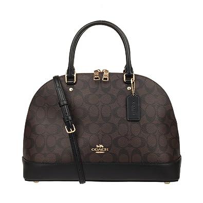 f7124706 COACH Womens large size PVC Hand shoulder bag F27584