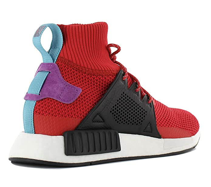 24ffa8b9cc7af adidas Originals NMD XR1 Winter BZ0632 Red Men Trainers Sneaker Shoes Size   EU 36 2 3 UK 4  Amazon.co.uk  Shoes   Bags